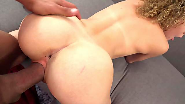 Doggy perfection leads the hot cock sucking babe to insane orgasms